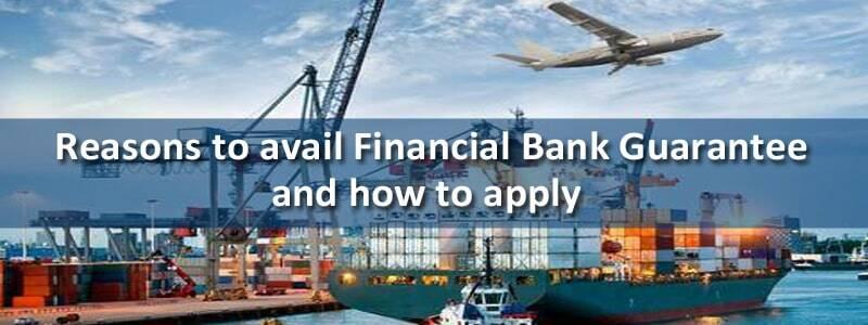 Financial Bank Guarantee