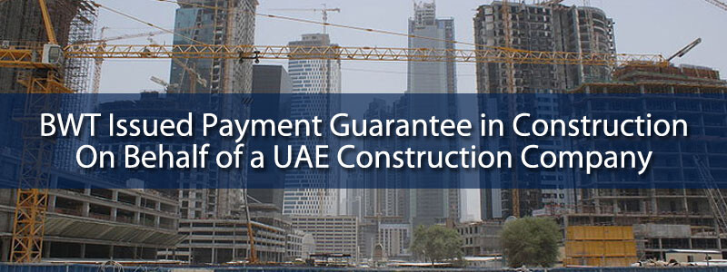 Payment Guarantee in Construction