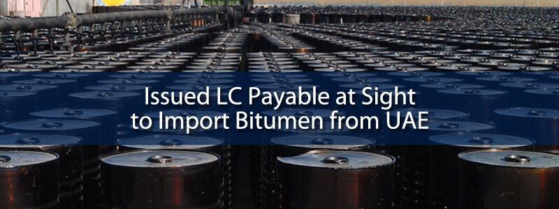 LC Payable at Sight – LC Providers in Dubai – DLC MT700